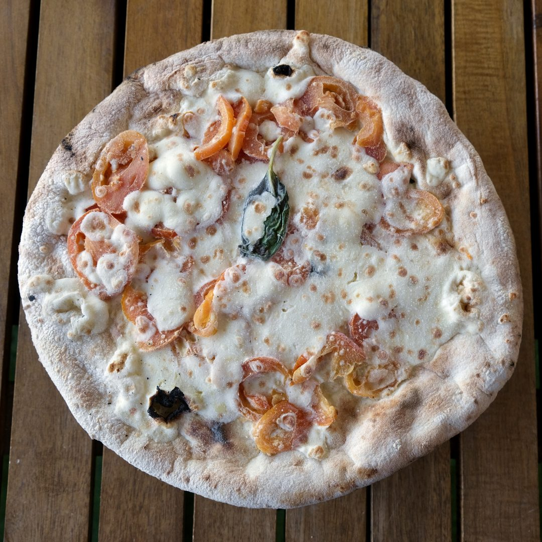 Pizza Primavera, congelata ('A Pizza)