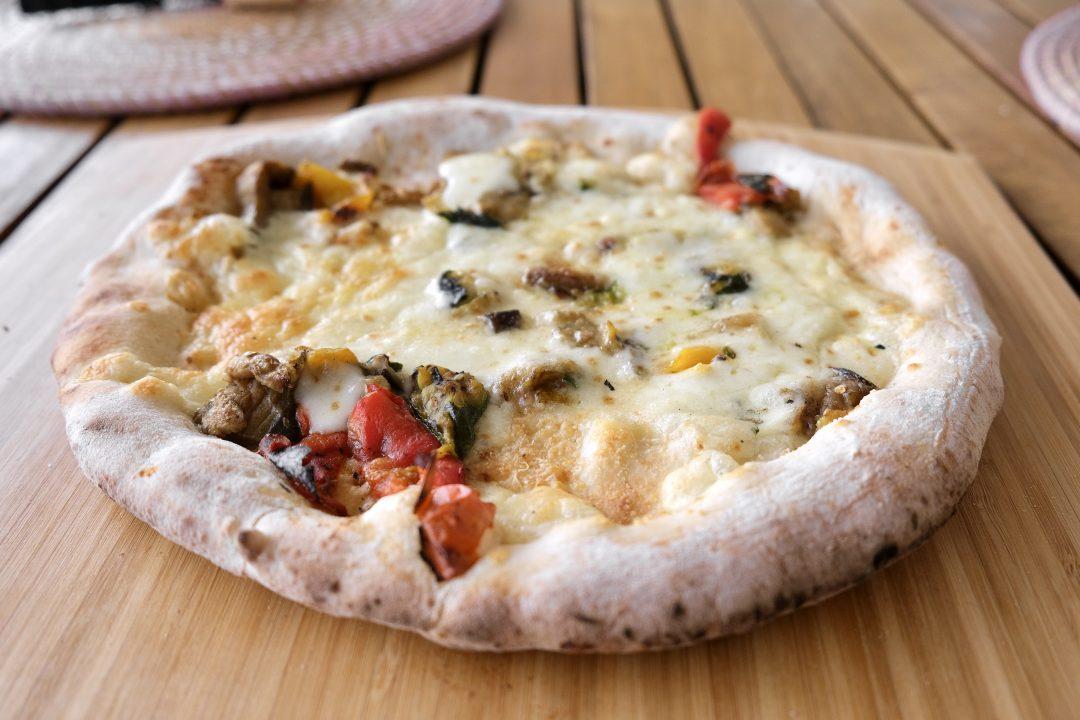 'A pizza, congelata e spedita in tutta Italia