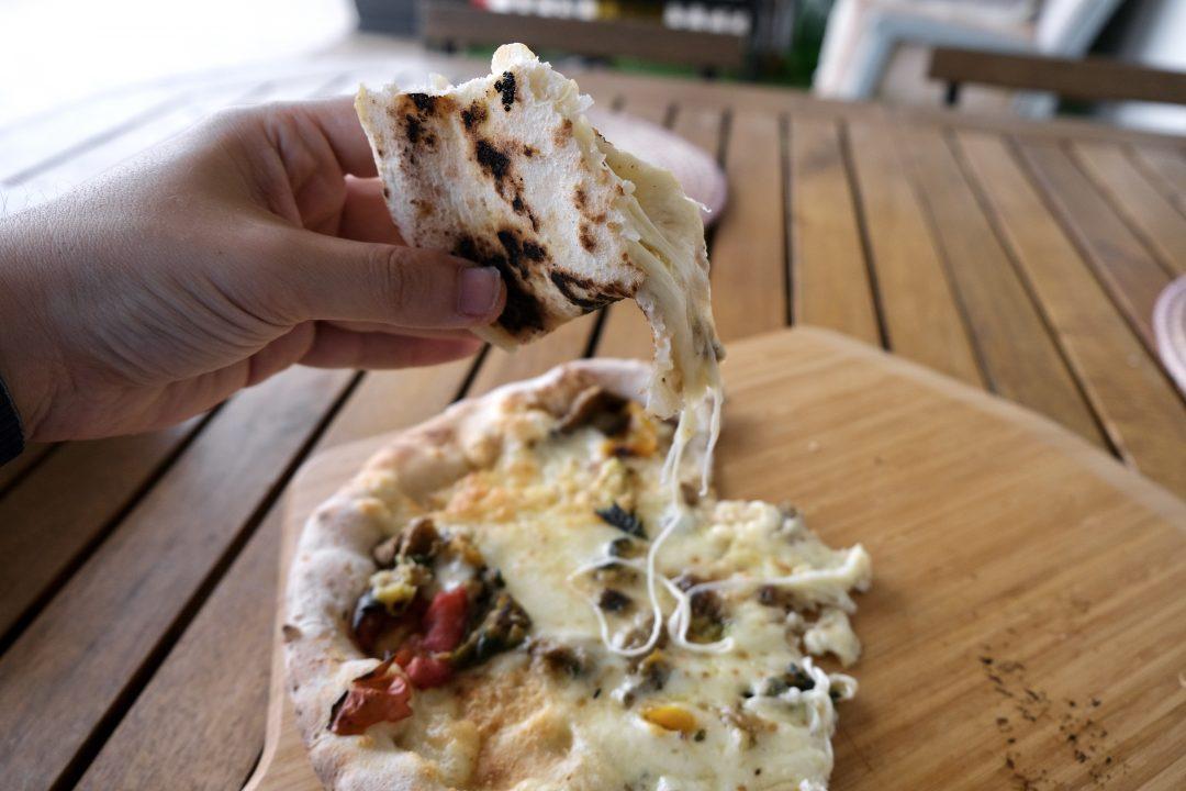 'A Pizza, cottura morbida