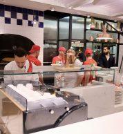 Forno (Pizzeria Gino Sorbillo Gourmand Centro Storico, Roma)