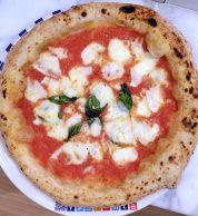 Pizza Campania (Pizzeria Gino Sorbillo Gourmand Centro Storico, Roma)