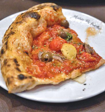 Marinara Nobile (Pizzeria I Belcastro, Trieste, Roma)