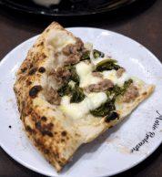 Sazizza e Friarielli (Pizzeria I Belcastro, Trieste, Roma)