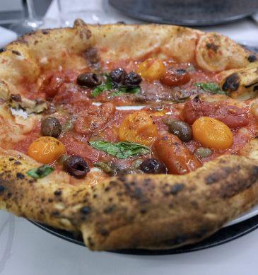 Marinara Sbagliata (Pizzeria IQuintili Furio Camillo, Tuscolano)