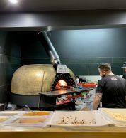 Forno (Pizzeria Illuminati Seu Monte Verde, Roma)