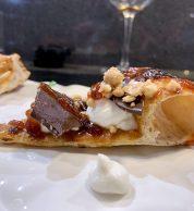 Pizza dolce Winner Taco (Pizzeria Illuminati Seu Monte Verde, Roma)