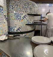 Forno (Antica Pizzeria Da Michele, Firenze)
