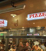 Insegna (Antica Pizzeria Da Michele, Firenze)