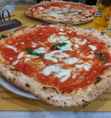 Margherita (Antica Pizzeria Da Michele, Firenze)