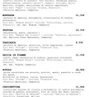 Menu1 settembre 2020 (pizzeria IQuintili Tuscolano, Roma)