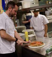 Preparazione (Pizzeria Berberè, Verona)