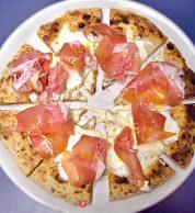 Prosciutto crudo (Pizzeria Berberè, Verona)