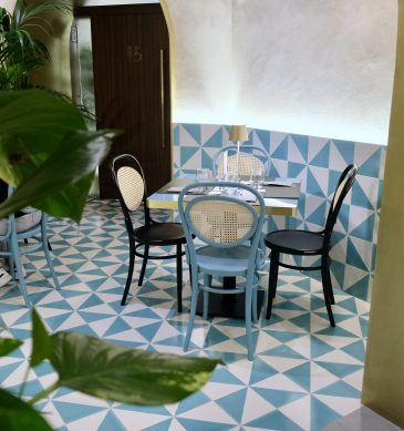 Interno (Pizzeria Don Antonio 1970, Salerno)