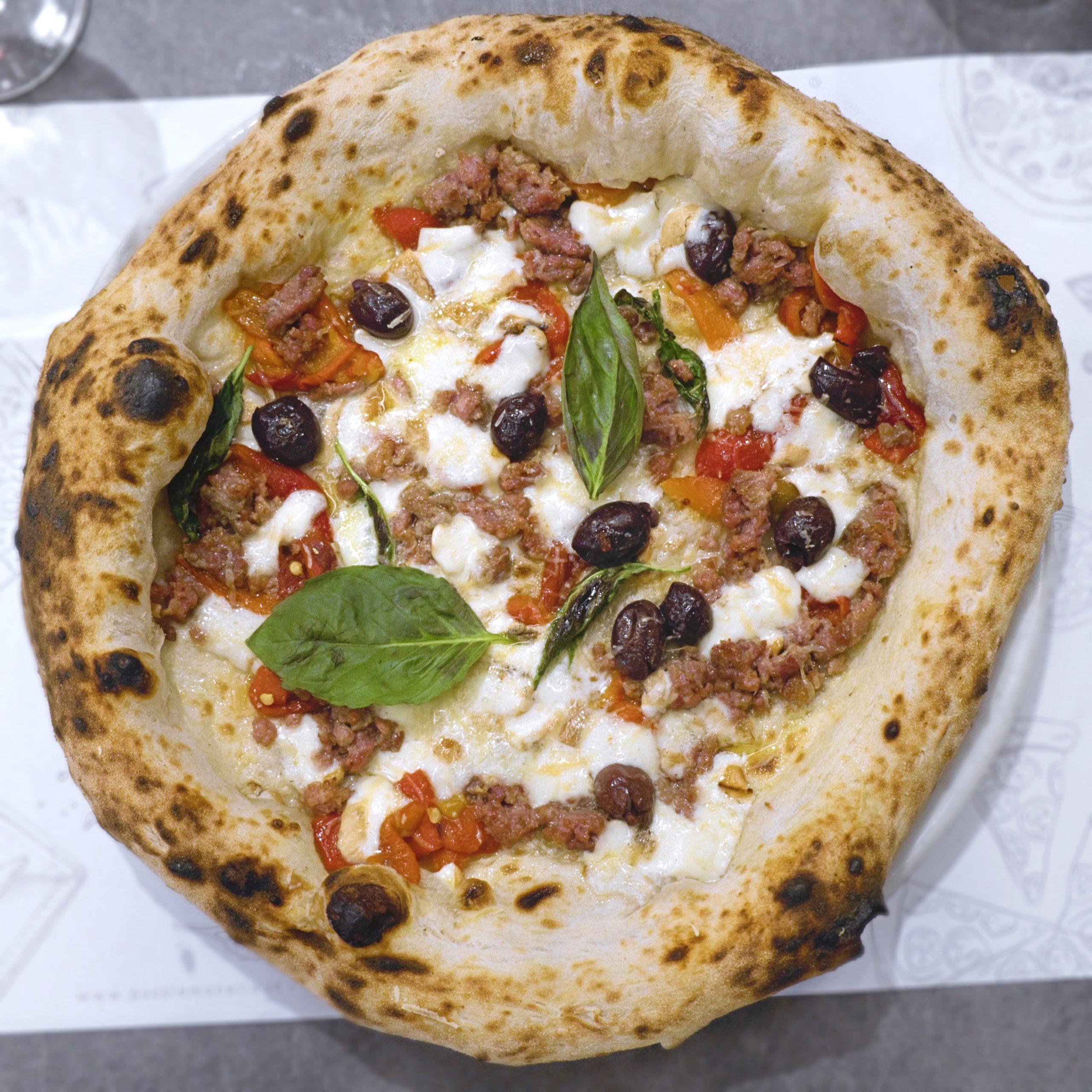 Puparuò (Pizzeria Pucci e Manella, Latina)