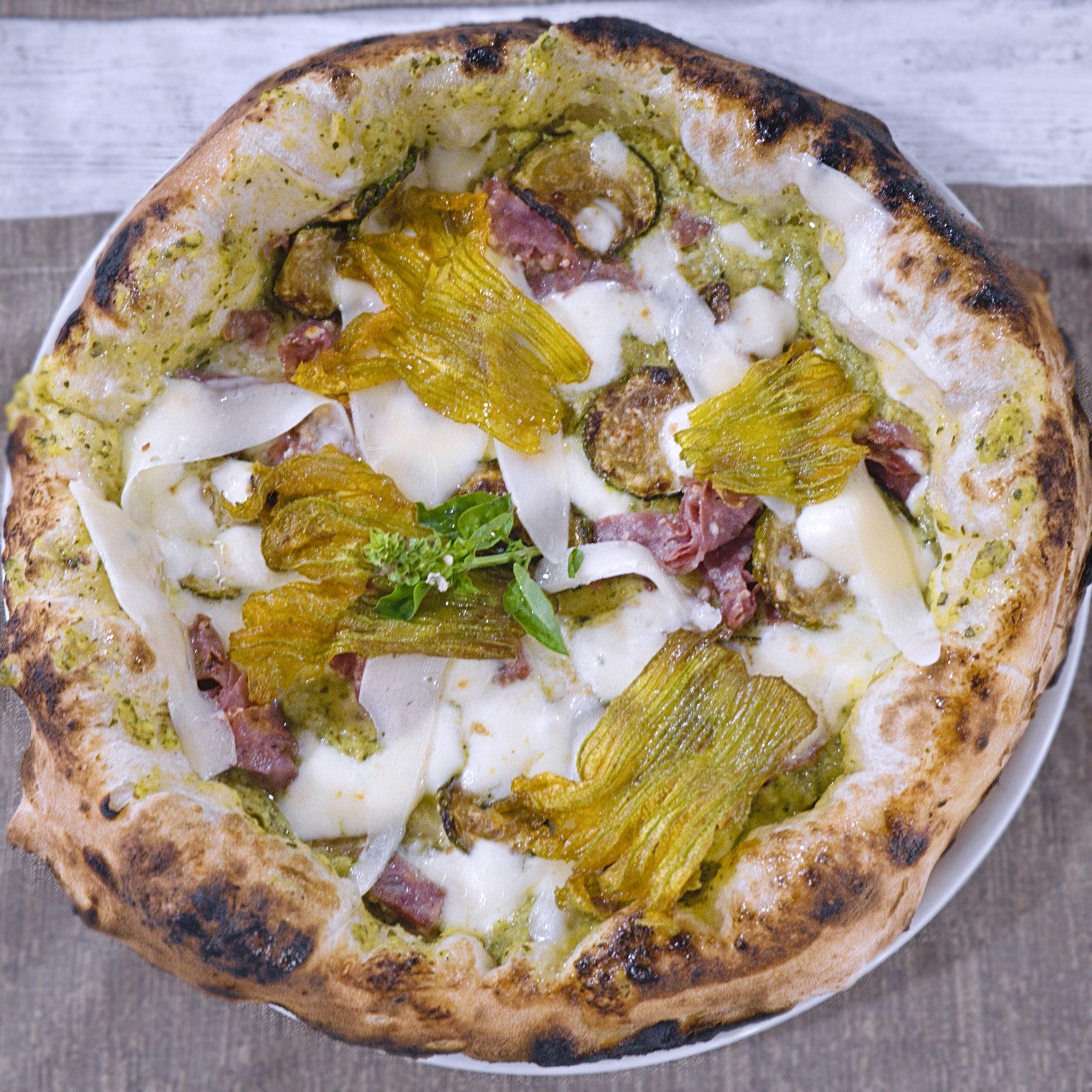 Nerano a modo mio (Pizzeria Maison Galeota, Nola, Napoli)
