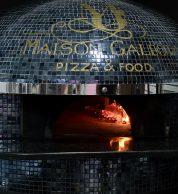 Forno (Pizzeria Maison Galeota, Nola, Napoli)
