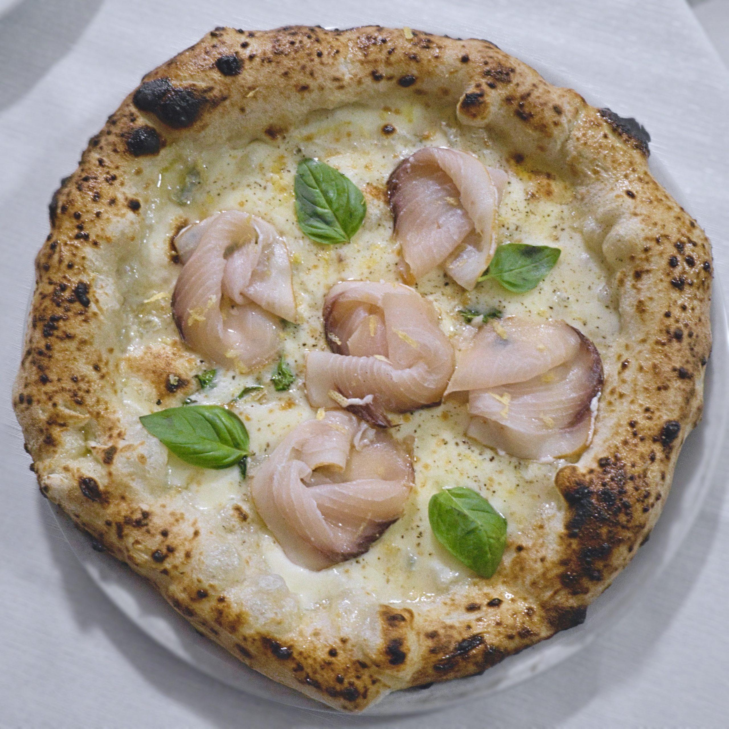 Carpaccio di Spada (Pizzeria Tenuta Paino, Lauro, Caserta)