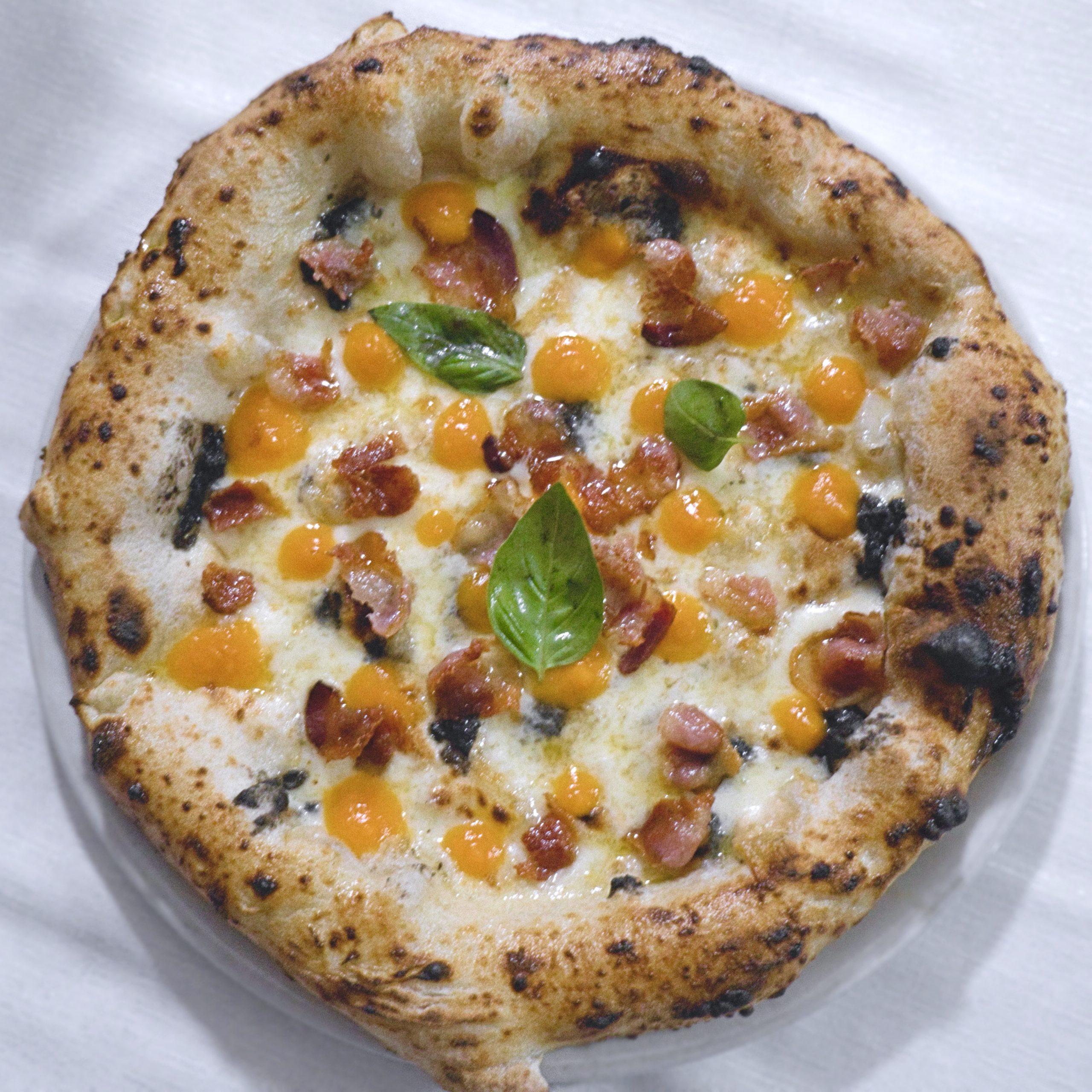 Piennollo giallo (Pizzeria Tenuta Paino, Lauro, Caserta)