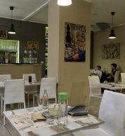 Interno (Pizzeria Al 384, Monte Mario, Roma)