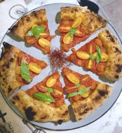 Pomodori (Pizzeria Al 384, Monte Mario, Roma)