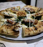 Cicoria (Pizzeria Al 384, Monte Mario, Roma)
