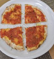 Marinara (Pizzeria In Fucina, Arvalia/Portuense (XI), Roma)