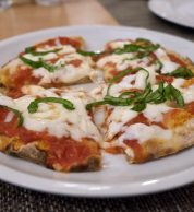 Margherita (Pizzeria In Fucina, Arvalia/Portuense (XI), Roma)