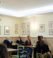 Interno2 (Pizzeria La Gatta Mangiona, Monte Verde, Roma)