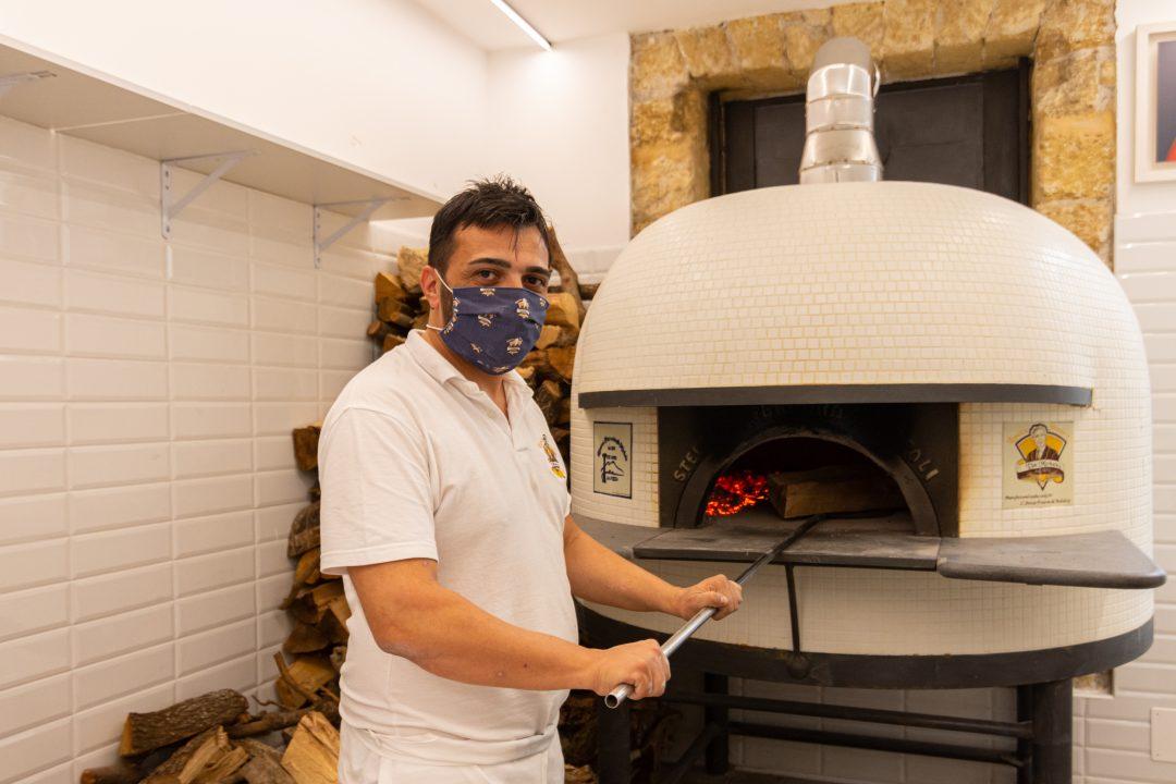 Forno (L'Antica Pizzeria Da Michele Palermo)