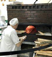 Forno (L'Antica Pizzeria Da Michele, San Lorenzo, Napoli)