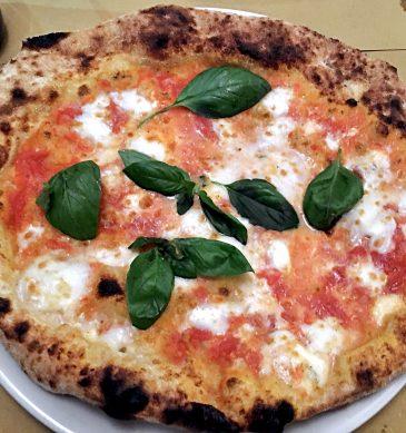 Margherita (Pizzeria Pro Loco Pinciano, Parioli/Pinciano (II), Roma)