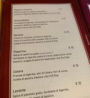 Menu2 luglio 2020 (Pizzeria Kuma 65, Napoli)