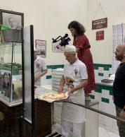 Preparazione (L'Antica Pizzeria Da Michele, San Lorenzo, Napoli)