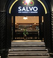Ingresso (Francesco & Salvatore Salvo, Chiaia, Napoli)