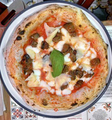 Sicilia (Pizzeria Pizzium, Isola (M5), Milano)