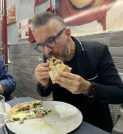 Salsiccia e friarielli2 (Pizzeria Da Oliva - Carla e Salvatore, Stella, Napoli)