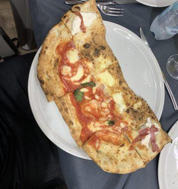 Ripieno classico (Pizzeria Da Oliva - Carla e Salvatore, Stella, Napoli)