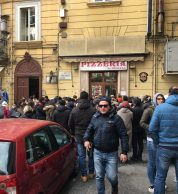 Locale esterno (L'Antica Pizzeria Da Michele, San Lorenzo, Napoli)