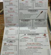 Menu2 (Pizzeria Crosta, Palestro M1, Milano)