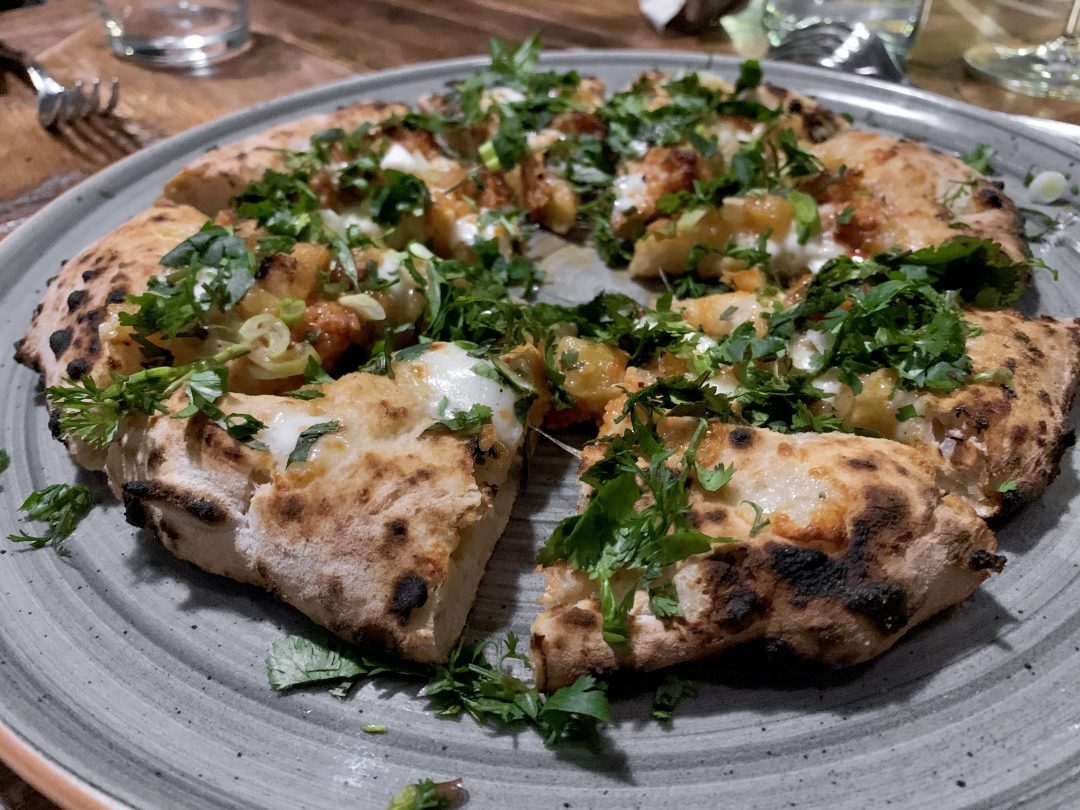 Ananas2 (Pizzeria Crosta, Palestro M1, Milano)