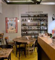 Interno (Pizzeria Crosta, Palestro M1, Milano)