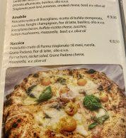 Menu5 (Pizzeria Divina Vietri, Vietri Sul Mare, Salerno)