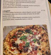 Menu8 (Pizzeria Divina Vietri, Vietri Sul Mare, Salerno)