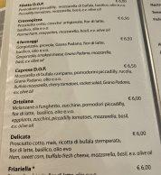 Menu9 (Pizzeria Divina Vietri, Vietri Sul Mare, Salerno)