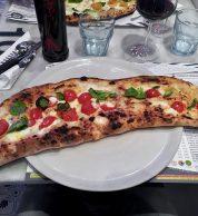 Ripieno bianco con pomodorini (Gino Sorbillo Lievito Madre al Mare, Chiaia, Napoli)