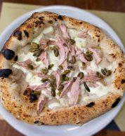 Tonno e ammaccate (Pizzeria Da Zero, Cordusio M1, S. Ambrogio M2, Milano)