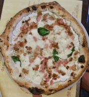 Pizza (Pizzeria Gaetano Genovesi, Vomero, Napoli)