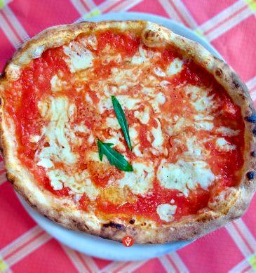 Margherita (Cantina del Gallo, Materdei, Napoli)