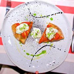 Margherita (Pizzeria I Tigli, San Bonifacio, Verona)