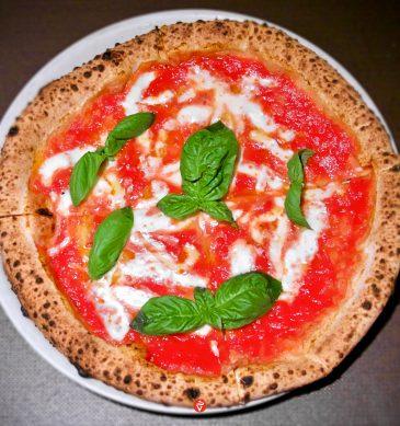 Margherita (Pizzeria Dry Milano, Garibaldi FS (M2-M5), Milano)